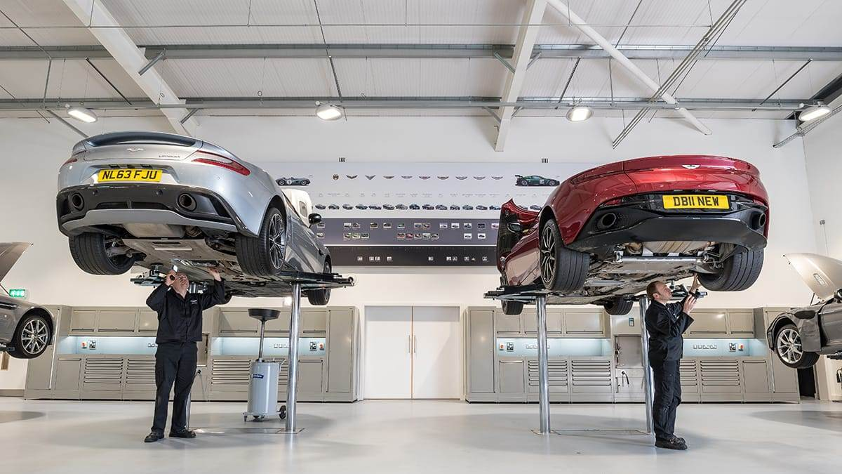 Aston Martin Aftersales