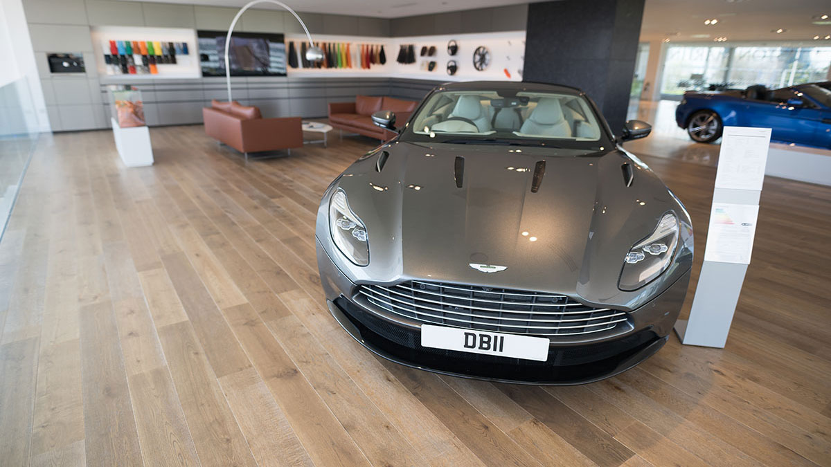 Aston Martin Newcastle News