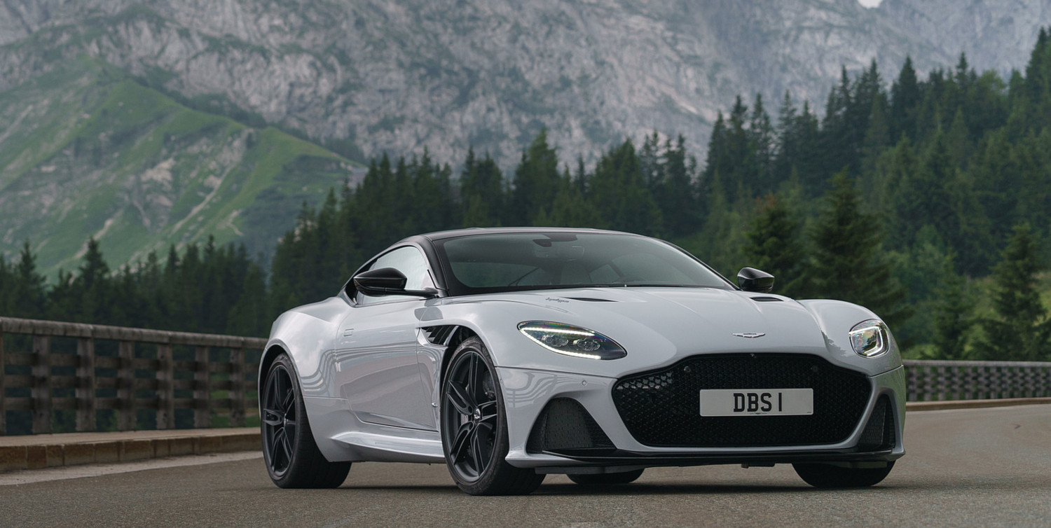DBS Coupe Offer