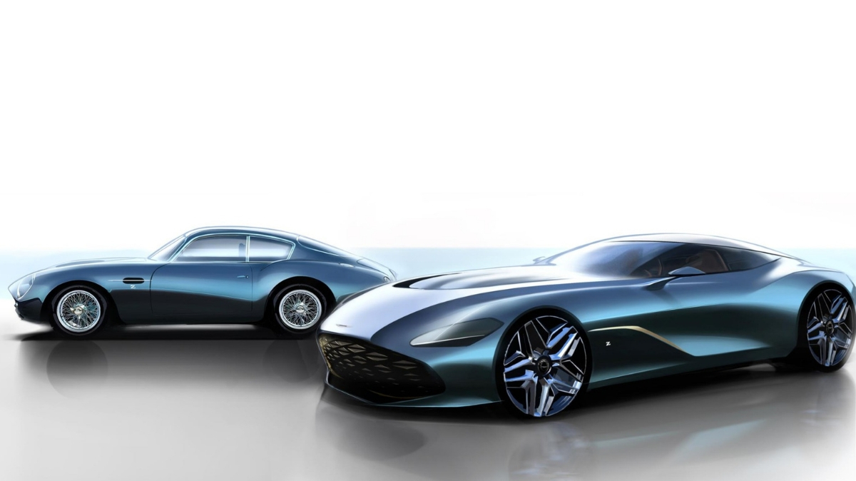 First Look At The Exclusive Aston Martin DBS GT Zagato