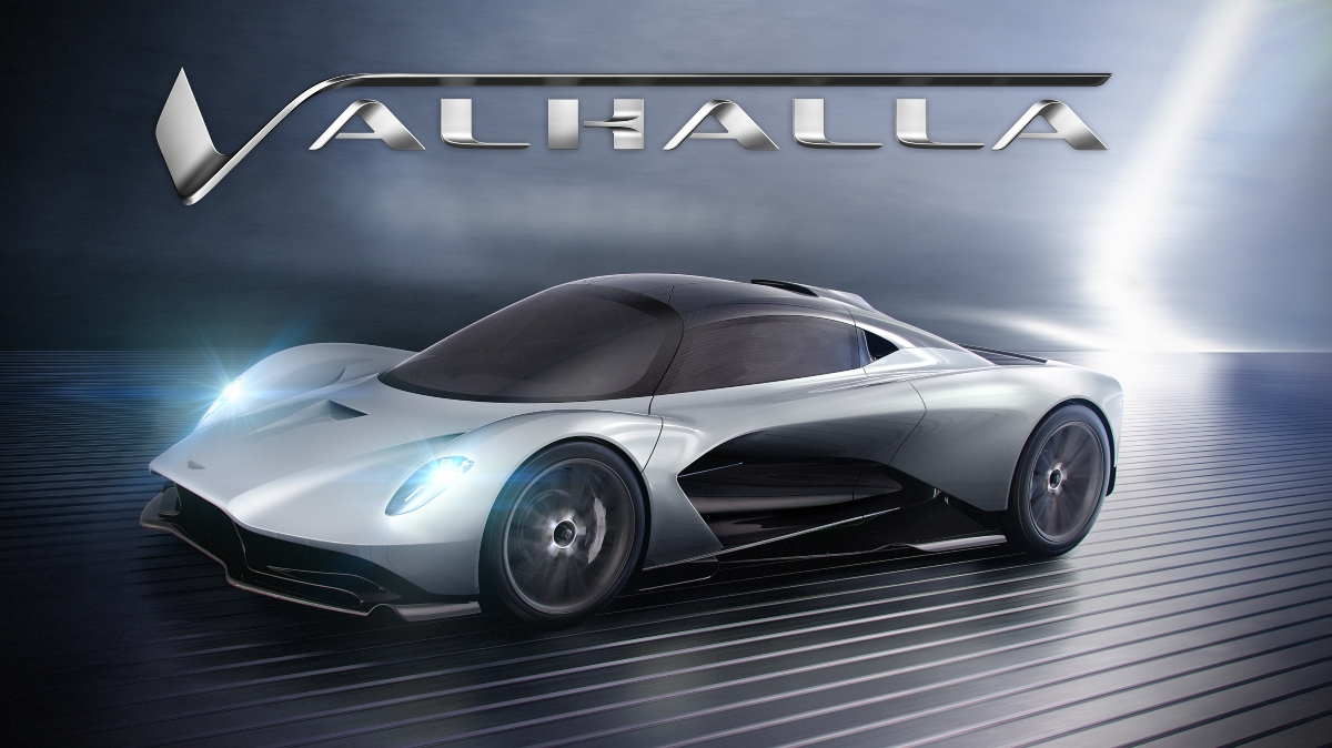 Newcastle Aston Martin Honoured With Exclusive Appearance of 'Q by Aston Martin' DBX and the Aston Martin Valhalla