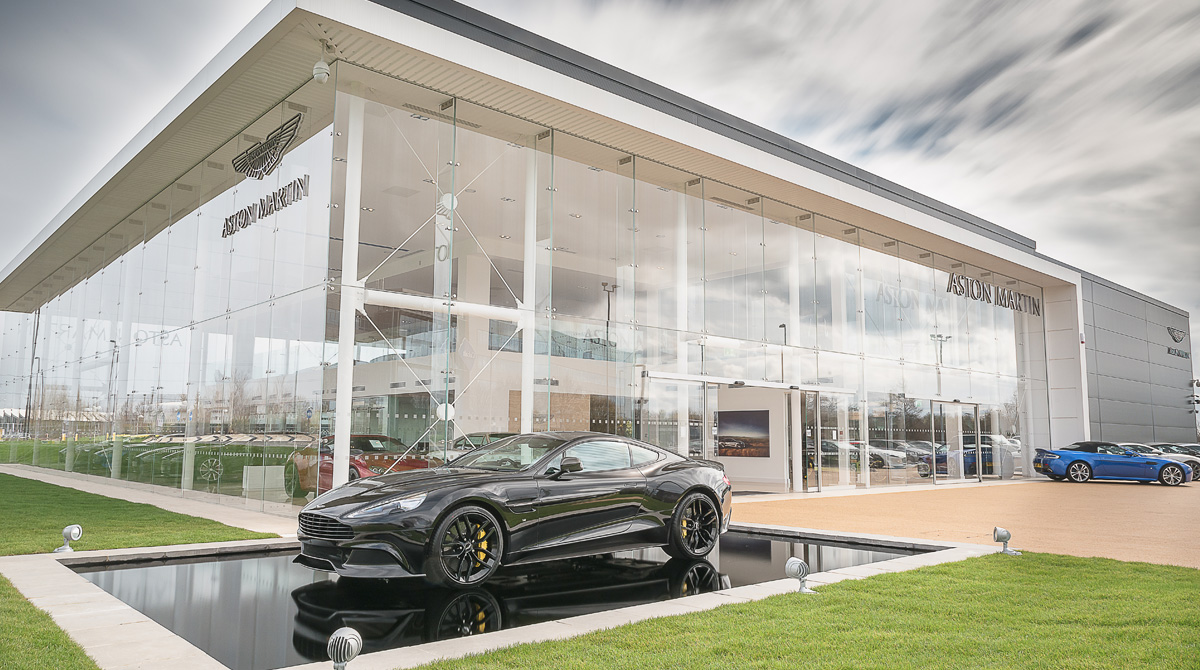 Welcome To Aston Martin Newcastle - Aston martin dealerships