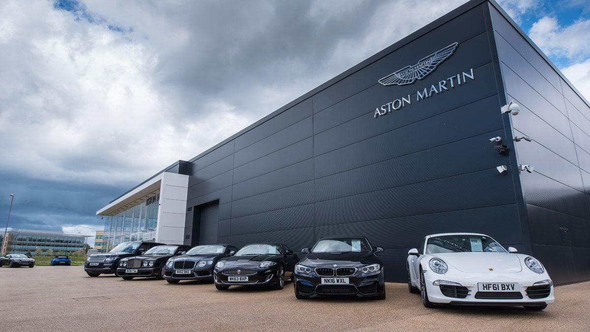Welcome To Aston Martin Newcastle